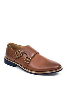 Youth Harry Boy's Dress Monk Strap Shoe