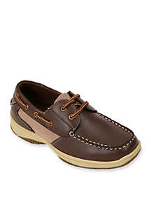 Jay Boat Shoe - Boy Sizes 11-7