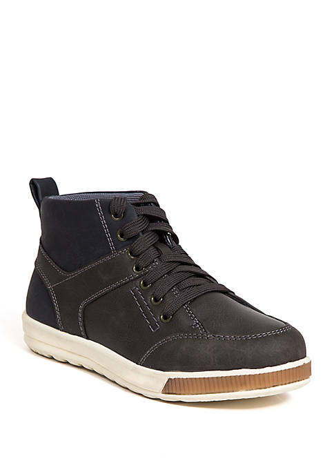 Deer Stags Youth Boys Landry High Top Sneaker