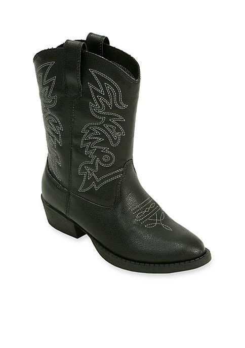 Deer Stags Ranch Cowboy Boot