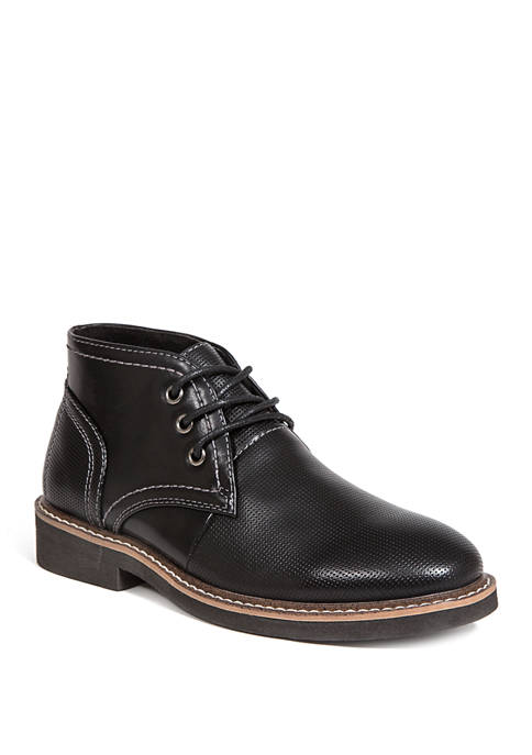 Deer Stags Youth Boys Rawley Dress Booties
