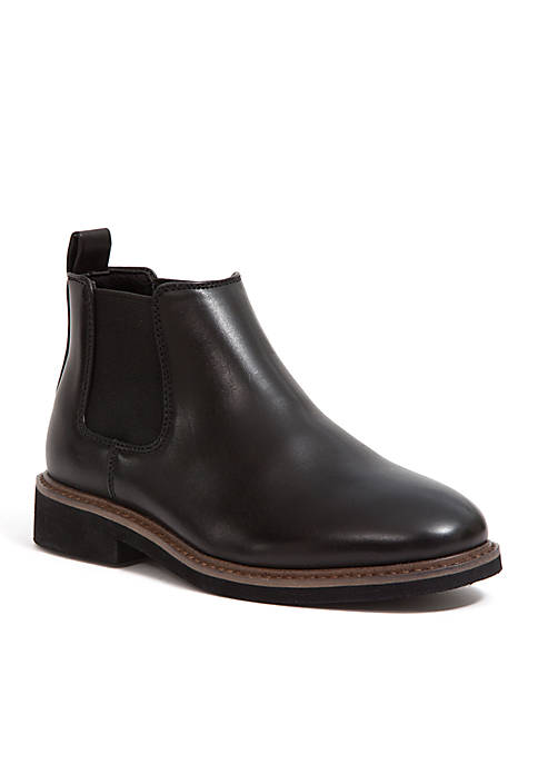 Deer Stags Youth Sammy Boys Pull-On Dress Boot