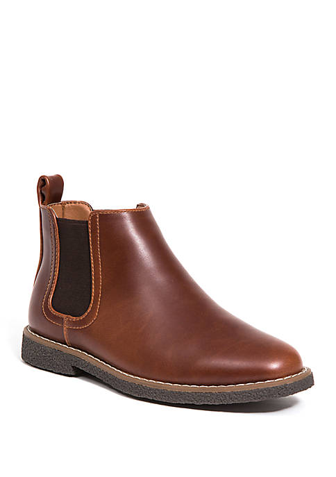 Deer Stags Youth Boys Zane Chelsea Boots