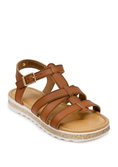 Nine West Youth Girls Ajna Sandals