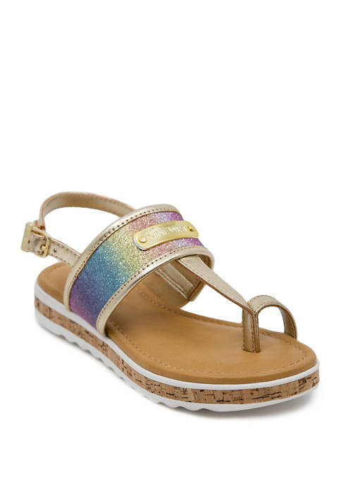 Nine West Little Girls Lil Roxane Sandals
