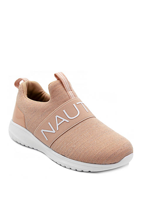 Youth Girls Canvey Slip On Sneakers