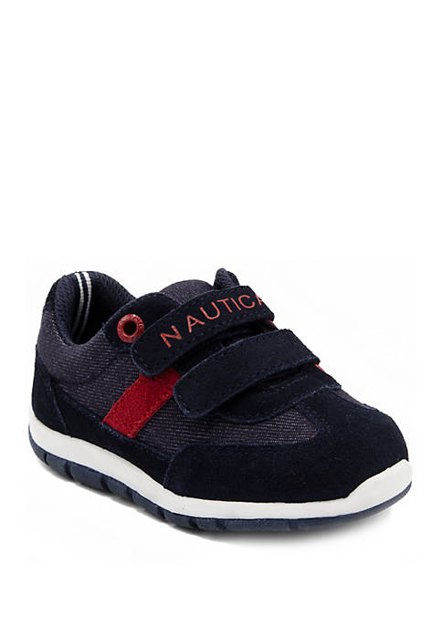 Nautica Toddler Boys Akeley Slip On Sneakers