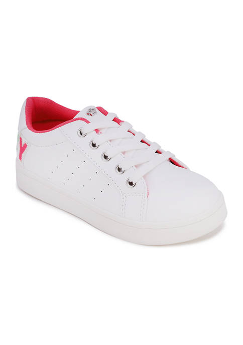 Juicy Couture Big Girls Bennington Lace-Up Sneakers