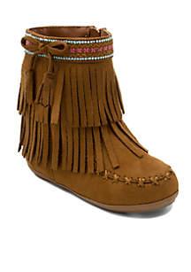 Toddler Girls Lil Nyomi Fringe Boot
