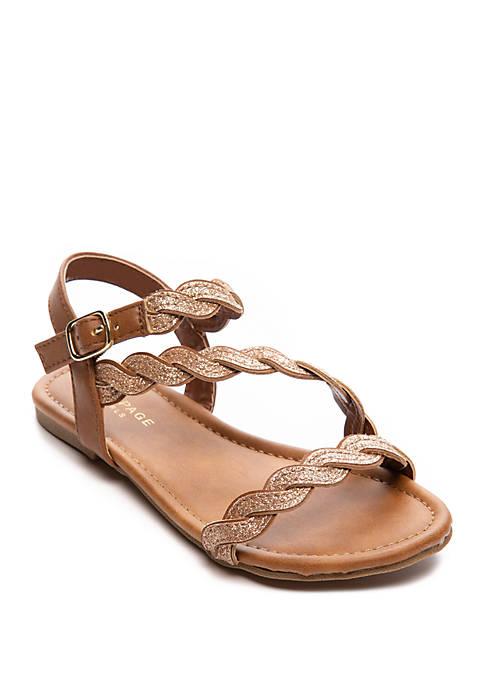 Toddler Girls Tait Twist Sandals
