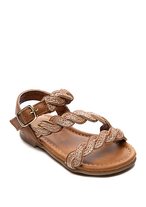 Toddler Girls Lil Tait Twist Sandals