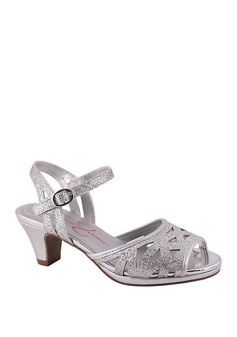 Bettina Block Heel Sandals