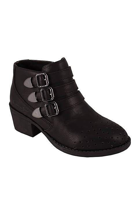 Jessica Simpson Girls Youth Hudson Booties