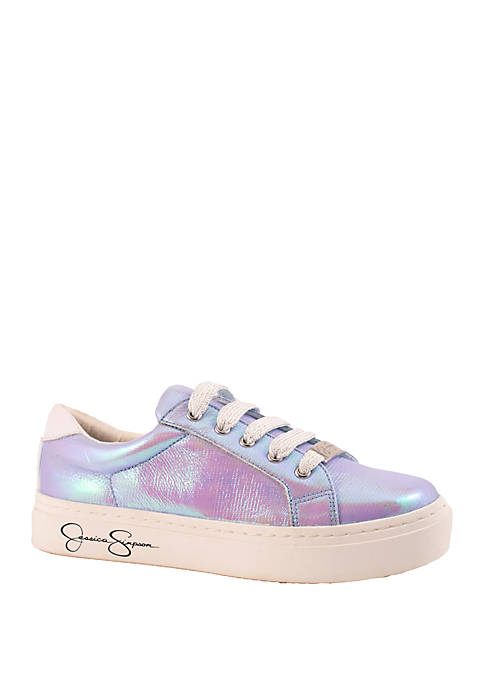 Jessica Simpson Youth Girls Wham Sneakers