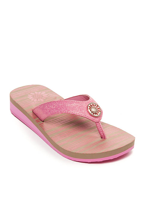 Fee 2 Flip Flop Sandal - Girl Toddler/Youth Sizes