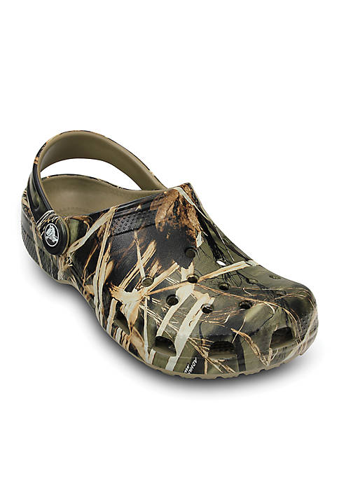 Crocs Classic Kids Realtree Clog
