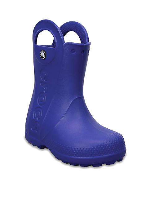 Crocs Handle It Rain Boot- Toddler/Youth Girls