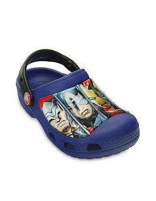 52d63abd61d0b Crocs Marvel® Avengers™ III Clog - Boy Infant/Toddler/Youth Sizes 4 ...