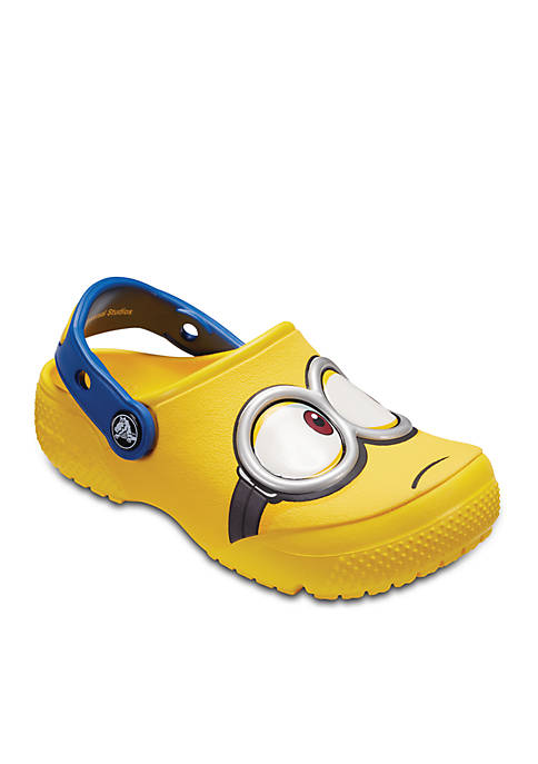 Crocs Fun Lab Minions Clog Infant/Toddler/Youth