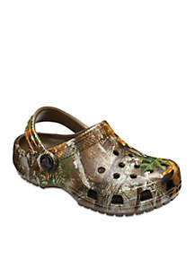 Boy's Classic RealTree Edge Clog - Baby/Toddler/Youth