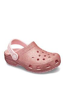 Girls Classic Glitter Clog - Toddler/ Youth