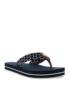 Tommy Hilfiger Honeycomb Flip Flops - Girls Toddler/Youth Sizes