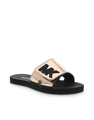 42878a2efca2 MICHAEL Michael Kors Ellie Slide Sandal - Girls Toddler Youth Sizes ...
