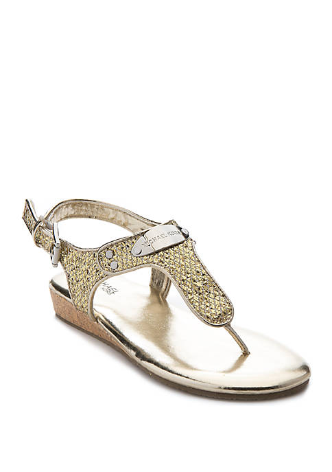 MICHAEL Michael Kors Youth Girls Perry Alora Sandals