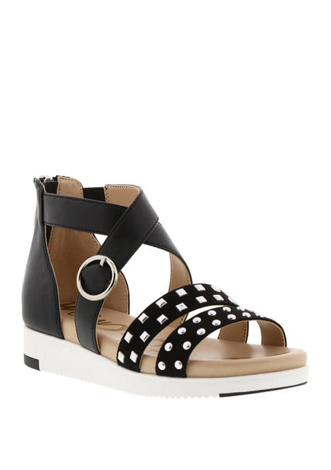 Youth Girls Audrea Cassie Sandals
