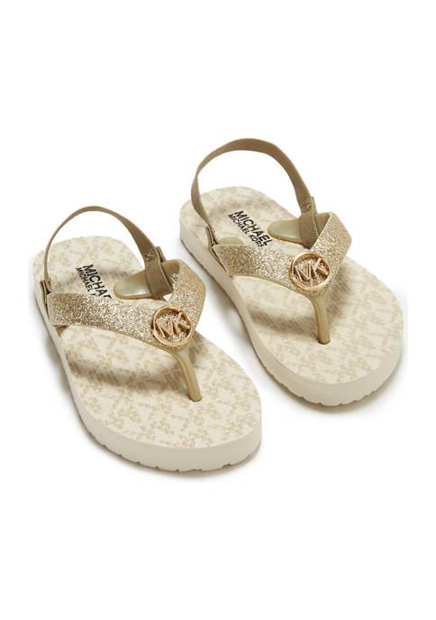 MICHAEL Michael Kors Toddler Girls Endine Sandals