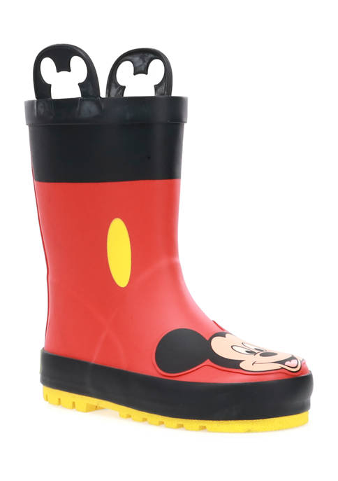 Western Chief Toddler Boys Mickey Mouse Rain Boots