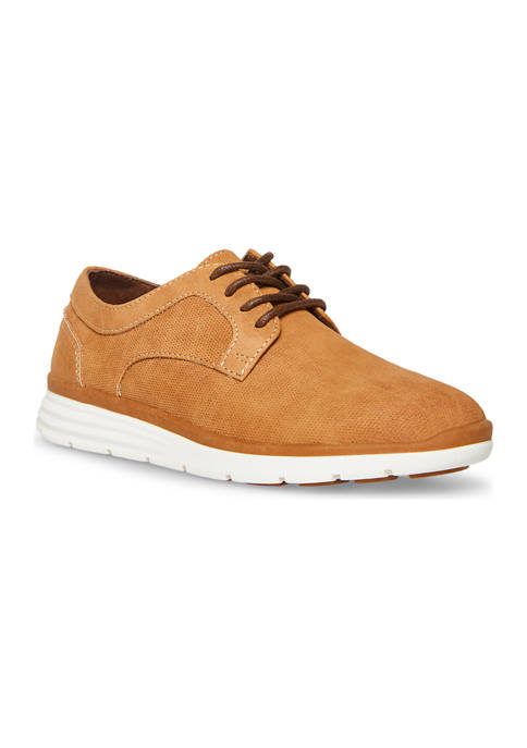 Youth Boys Casual Microfiber Sneakers