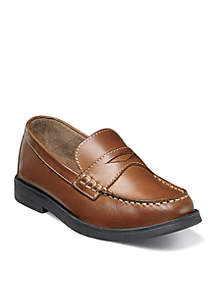 Croquet Penny, Jr.  Dress Shoe - Infant/ Toddler/ Youth Sizes