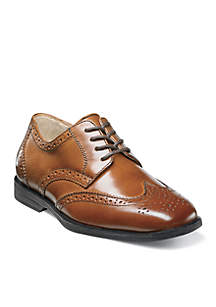 Reveal Wingtip Jr. Wingtip Oxford Shoe