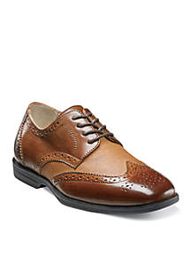 Reveal Wingtip, Jr. Dress Shoes - Youth Sizes