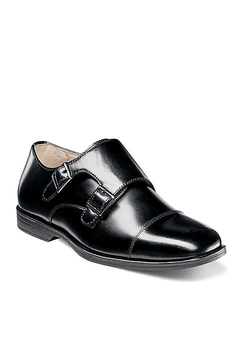 Florsheim Reveal Double Monk Dress Shoe Boys Toddler/Youth