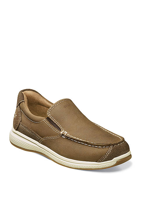Florsheim Toddler/Youth Boys Great Lakes Slip On Moccasins