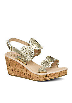 Jack Rogers Miss Luccia Wedge Sandal - Girls Youth Sizes