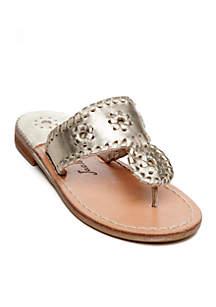 Miss Hamptons Sandal - Girl Toddler/Youth Sizes 9 - 4
