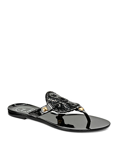Jack Rogers Miss Georgica Jelly Sandals