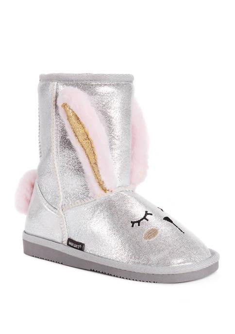 MUK LUKS® Girls Bunny Boots