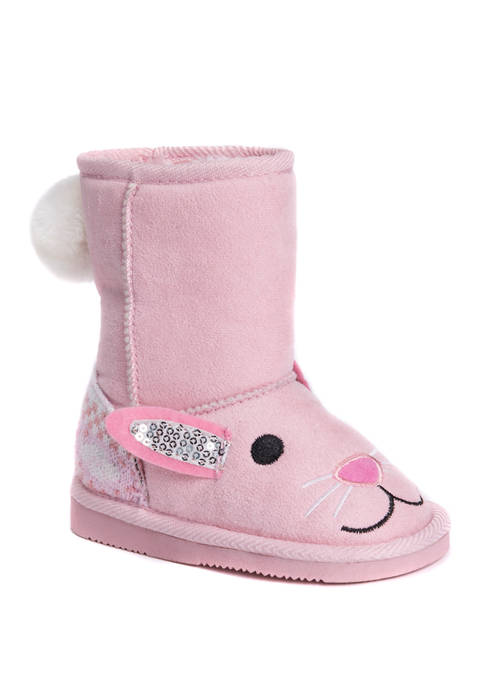 Youth Girls Bonnie Bunny Boots