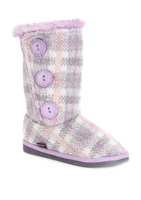 MUK LUKS® Youth Girls Malena Boots
