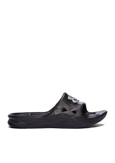 Under Armour® B Locker III Slide Shoe