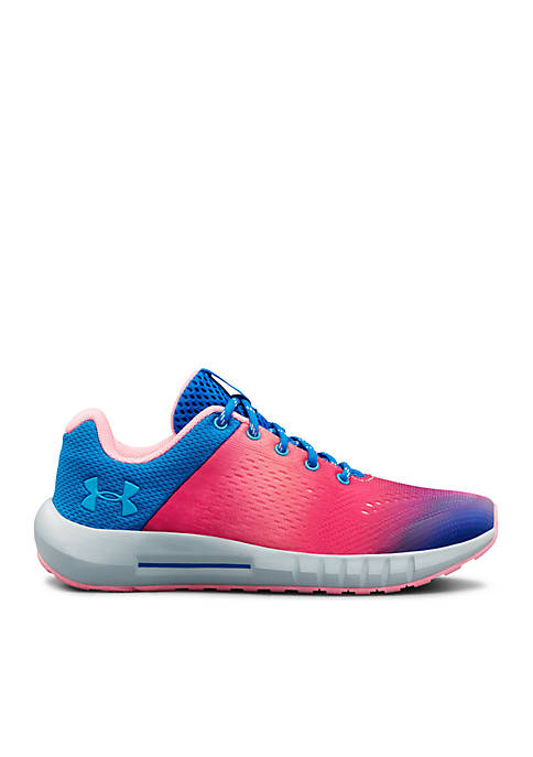 Under Armour® Girls GPS Prism Pursuit Shoes