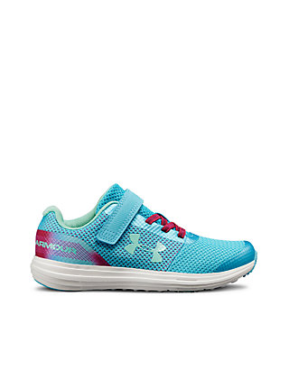 2596b27afd Toddler/Youth Girls UA GPS Surge Prism Sneakers