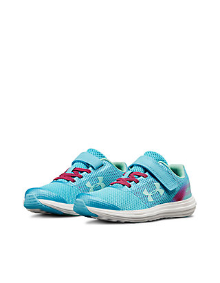 c39fa1db Under Armour® Toddler/Youth Girls UA GPS Surge Prism Sneakers   belk