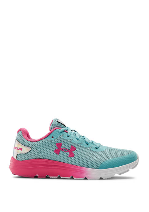 Youth Girls UGS Surge 2 Prism Sneakers