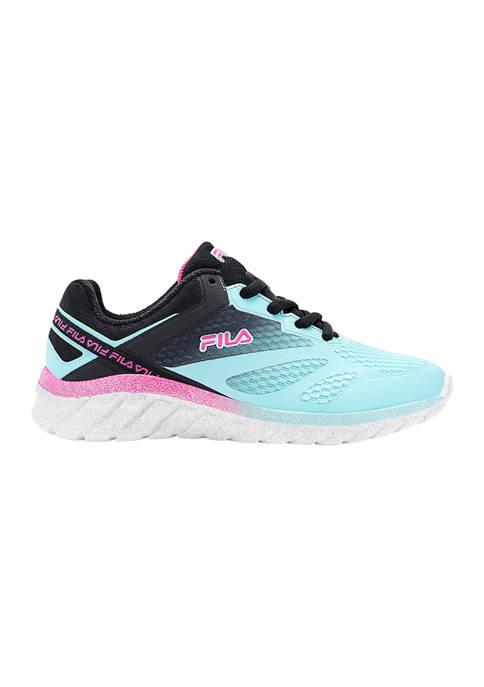FILA USA Toddler/Youth Girls Galaxia 3 Sneakers