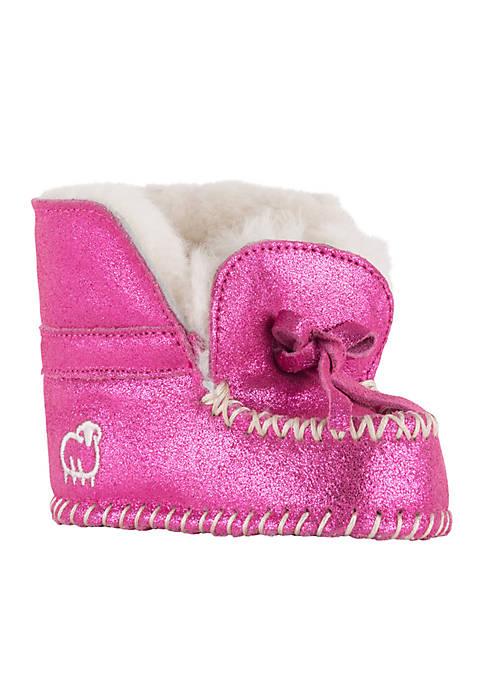 LAMO Footwear Baby Girls Moc Boot